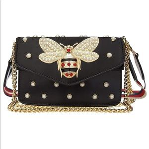 Queen Bee shoulder bag